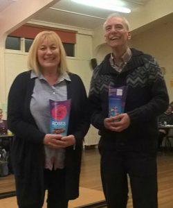 Wall Heath Community Association Skittles Winners 2018