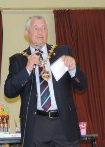 Wall Heath Community Association - Mayor of Dudley Dave Tyler