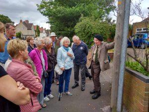 a walk round Wall Heath on Dudley Road