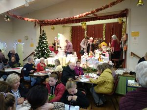 Wall Heath Christmas Craft Fayre 2019