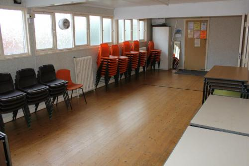 Wall Heath Community Centre Back Stage Room
