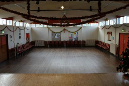 Wall Heath Community Centre Stage